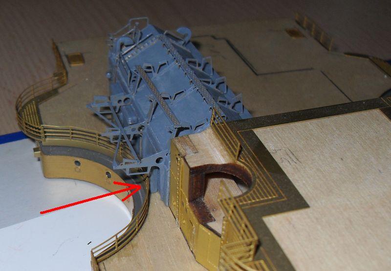 John`s Schlachtschiff Bismarck 1:200 von Amati - Seite 7 Sdc11517