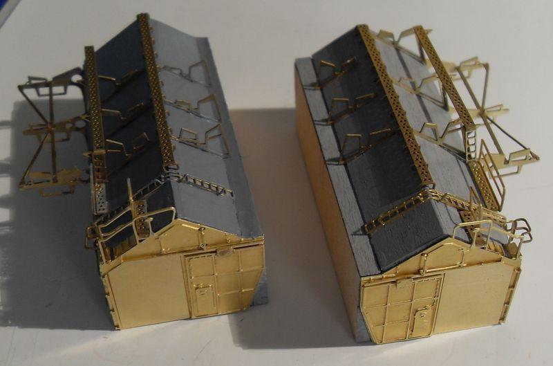 John`s Schlachtschiff Bismarck 1:200 von Amati - Seite 6 Seiten33