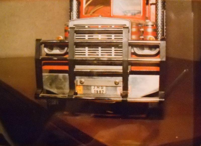 John`s Wedico Truck 1:18 Wedico15