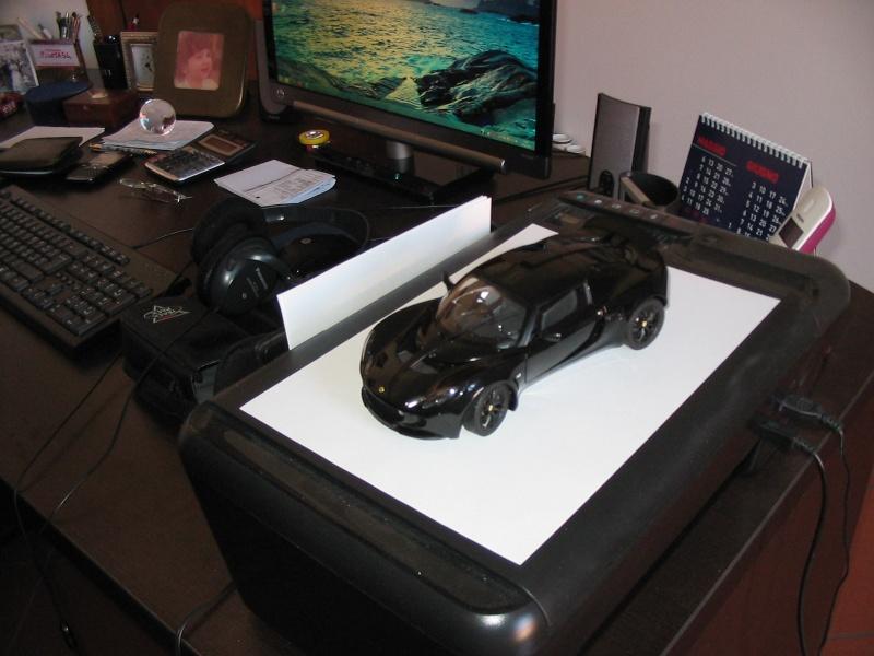 Ho comprato una Lotus Exige................in scala 1/18 Img_4110
