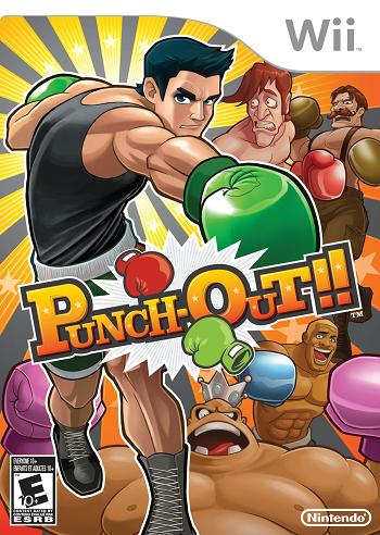 [Wii] Punch Out!! Punch-10