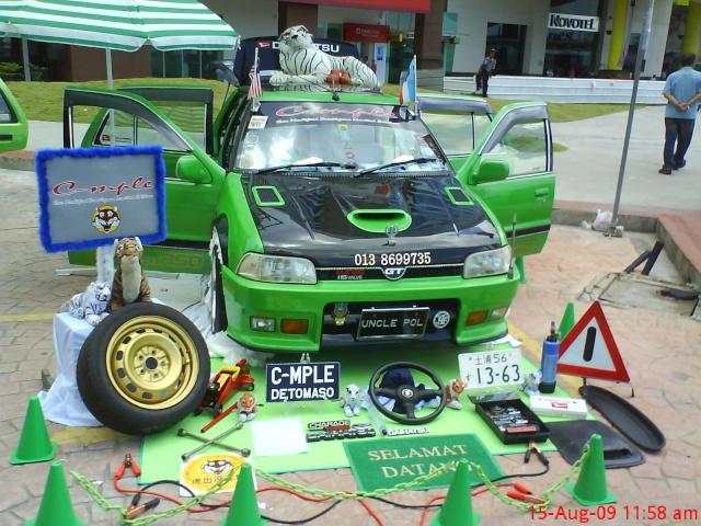 Borneo Auto Challenge 09 15-16.08.09 Dsc01211