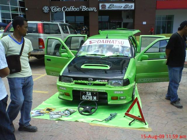 Borneo Auto Challenge 09 15-16.08.09 Dsc01212