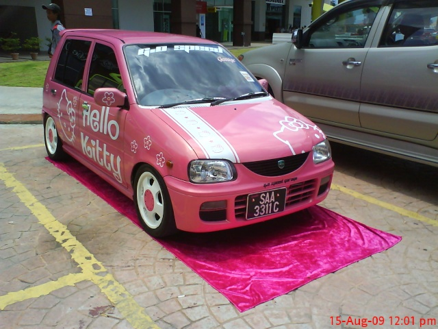 Borneo Auto Challenge 09 15-16.08.09 Dsc01214