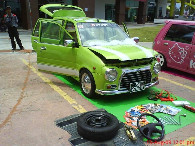 Borneo Auto Challenge 09 15-16.08.09 Dsc01215
