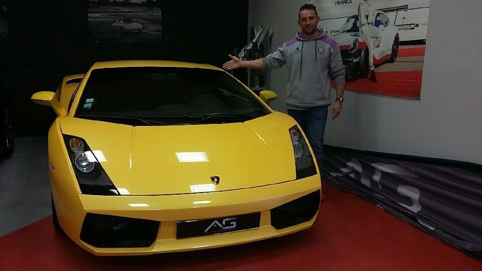 Lamborghini Gallardo 167910