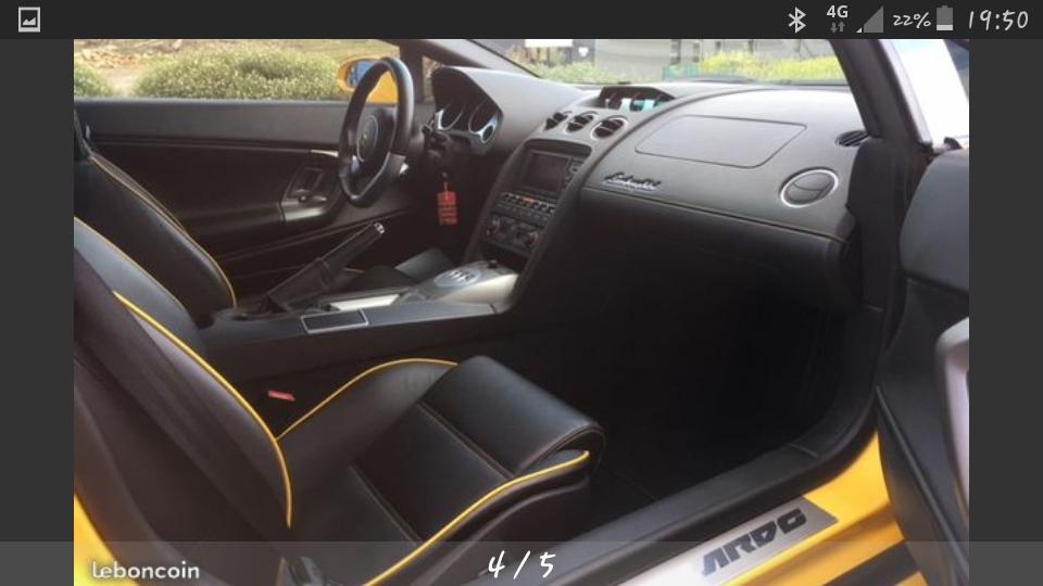Lamborghini Gallardo 679610