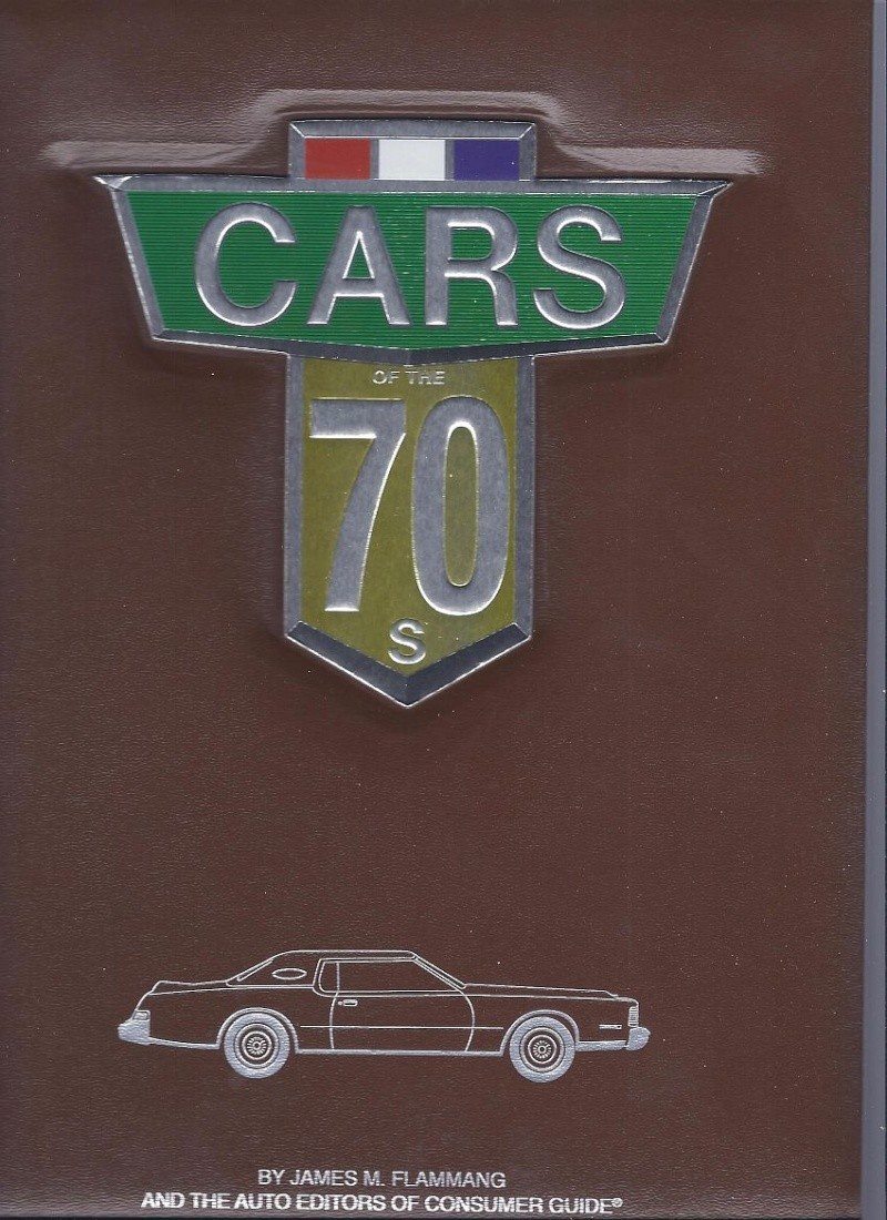 found a new book today,Cars of the 70's. pretty awsome 70s-110