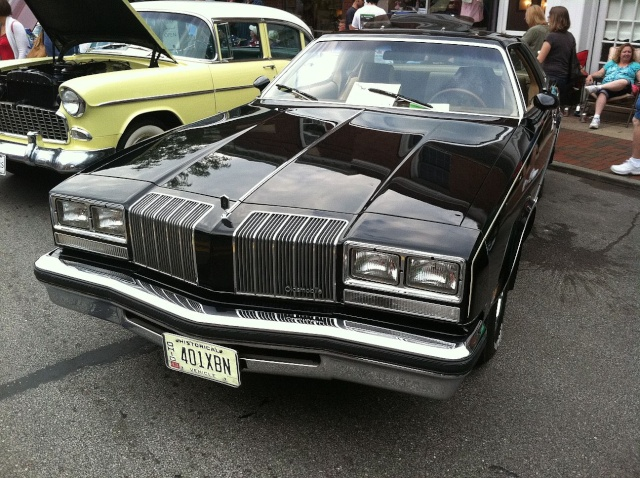 went to a car show yesterday 77cut10