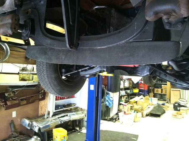 Front Spoilers by Randy Air310