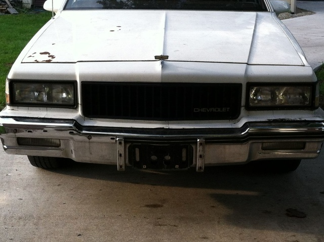 brought the Caprice home. Capold10