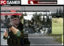 October PC GAMER magazine features CD with ArmA2 content  ! Pcgame10