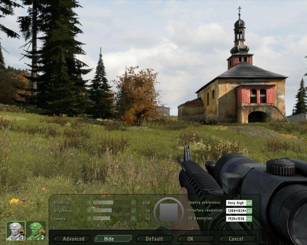 ArmA 2 screens Vhigh111