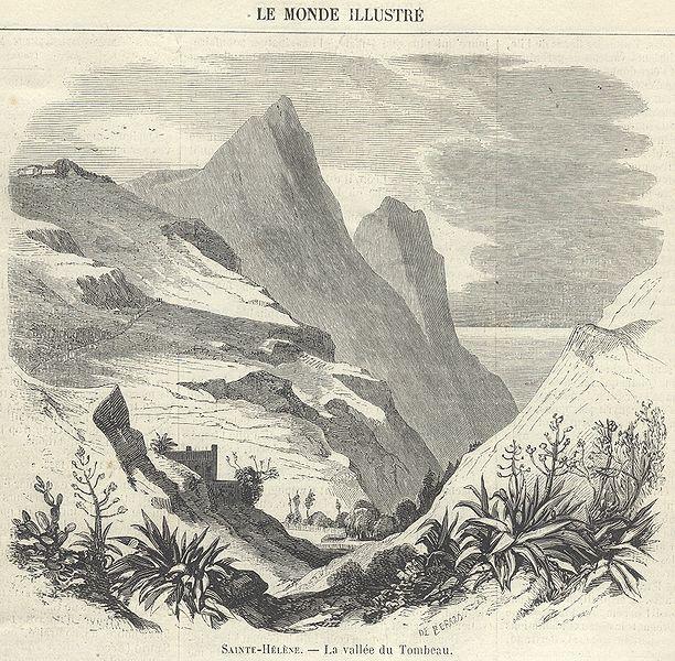 L'île de Sainte-Hélène décrite par Fulgence Girard 612px-10