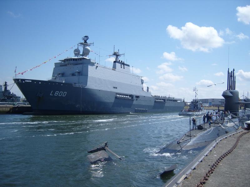 Den Helder - Vlootdagen - Dutch Navyday's 2009 S1034714