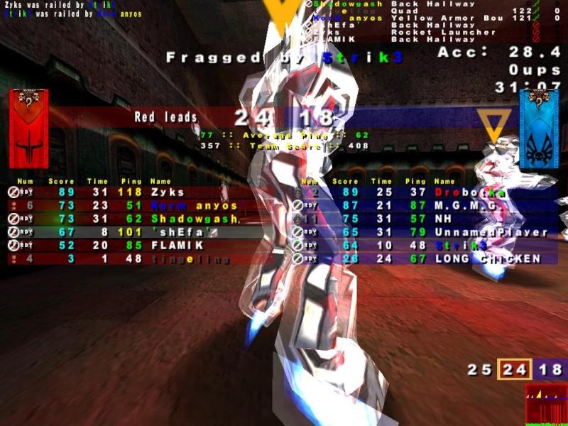 ScreenShots Quake312