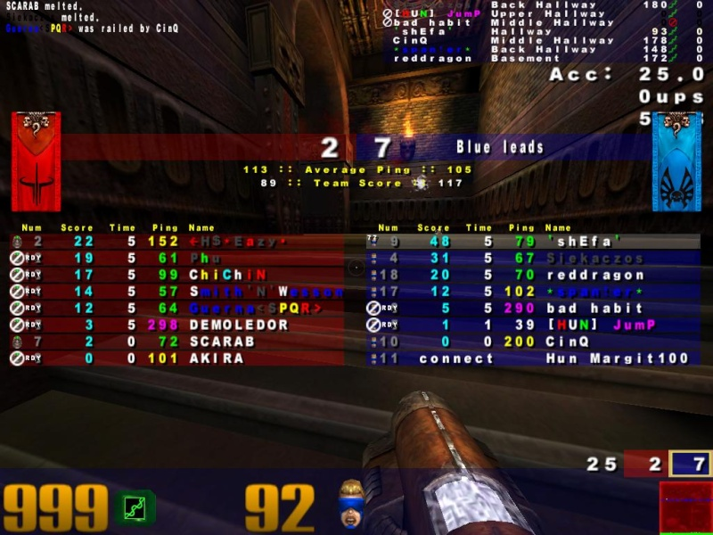 ScreenShots Quake316