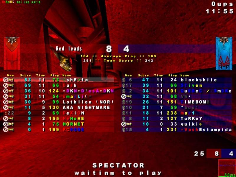 ScreenShots Quake320