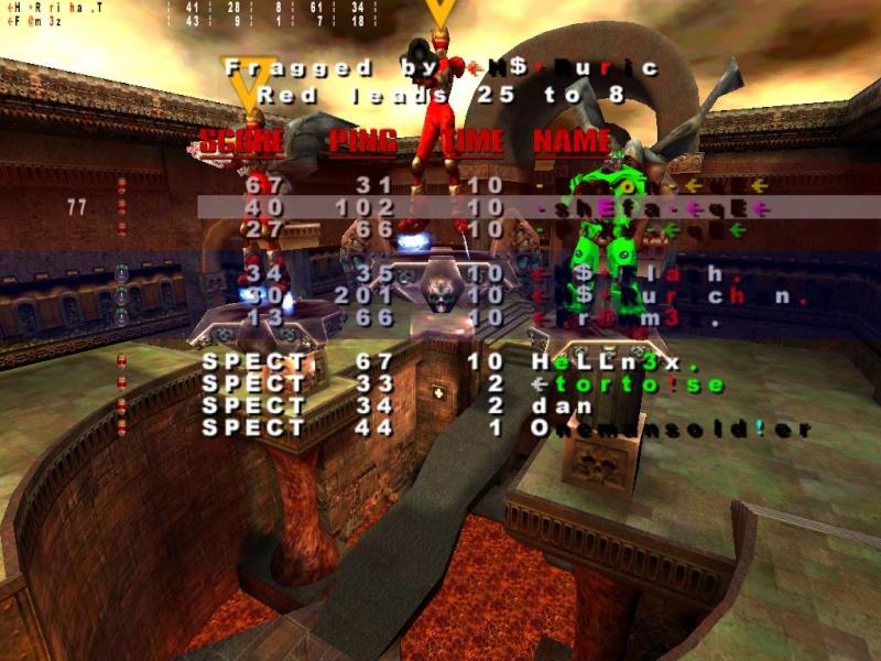 ScreenShots Quake321