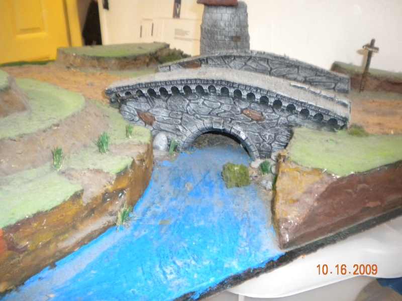 marienburg - Have SpaceHulk Termies,Marienburg, Terain  Updated Bridge10