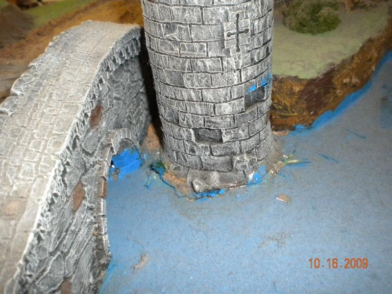 marienburg - Have SpaceHulk Termies,Marienburg, Terain  Updated Bridge15