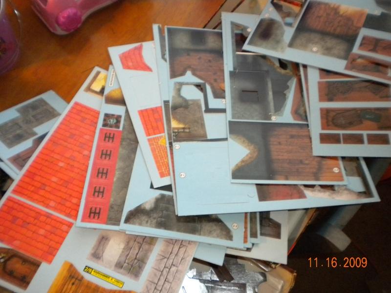 Mordheim Doors, Windows and etc Pictur58