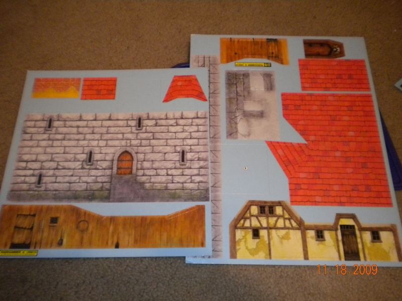 Mordheim Doors, Windows and etc Pictur60