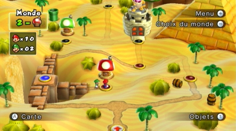 [NSMBW] New Super Mario Bros Wii Nsmbw_15