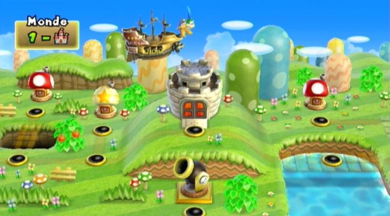 [NSMBW] New Super Mario Bros Wii Nsmbw_17