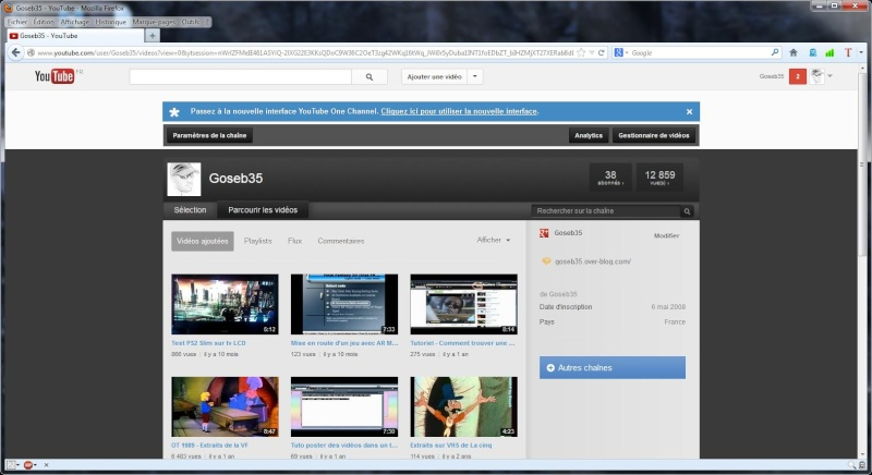 Youtube ! ^_^ - Page 6 13-06-13