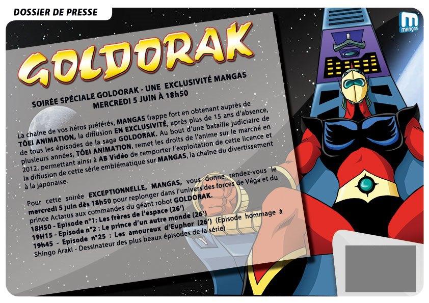 Sortie Coffret DVD VF Goldorak Intégral - Page 3 92277610