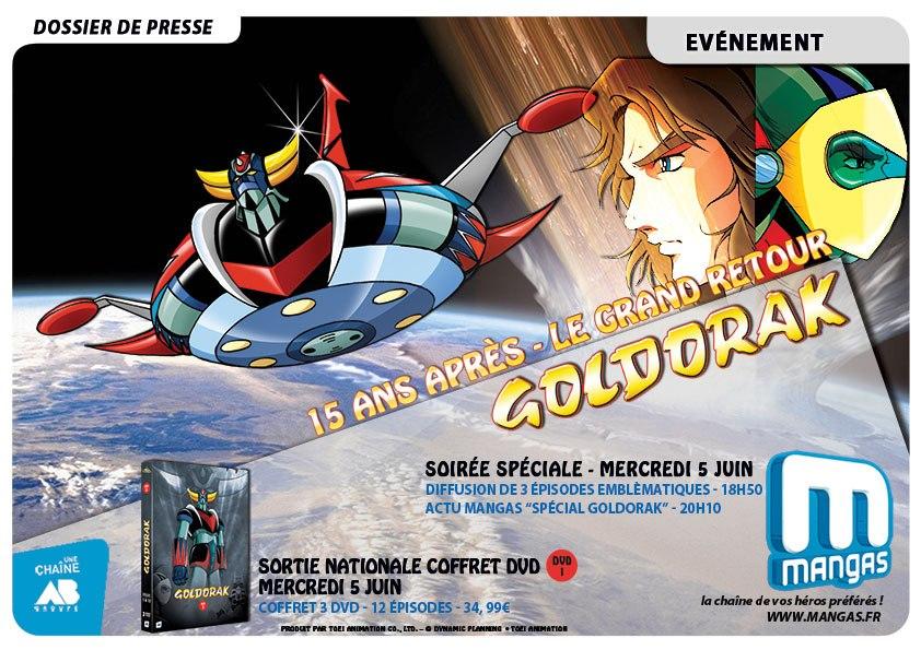 Sortie Coffret DVD VF Goldorak Intégral - Page 3 93478710