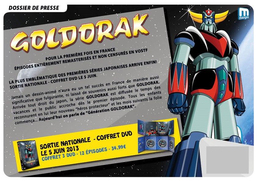 Sortie Coffret DVD VF Goldorak Intégral - Page 3 94595010
