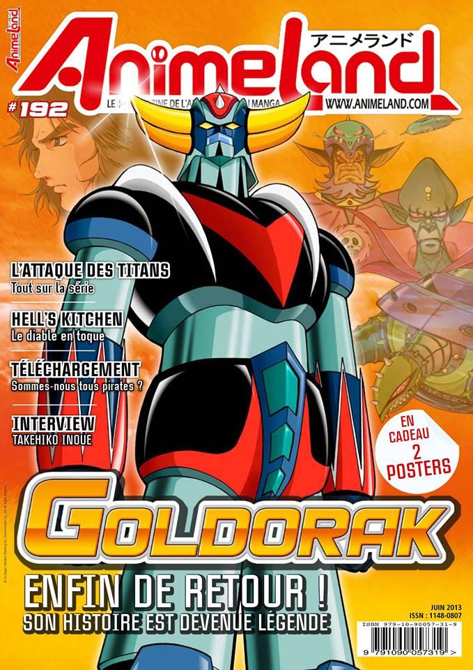 Mes Magazines animeland d'Alex - 2006 à 2014 97099610