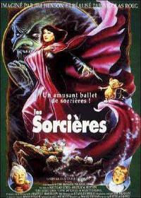 Les sorcières [1990] Affich10