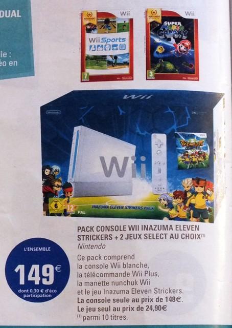 Wii, Wii U S0125410
