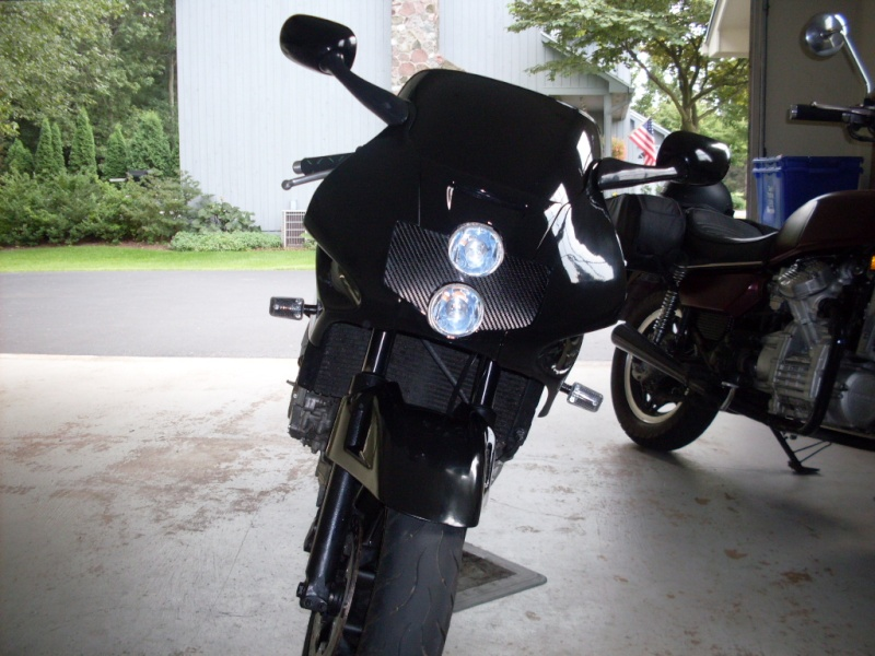 fairing finished and installed looks sweet! Fairin11
