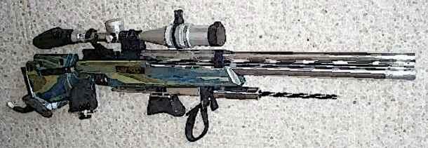 Carabine A.C.  360°