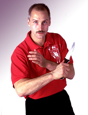 RICK FAYE Seminar - in Coventry - hosted by Complete Self Protection Rickkn10
