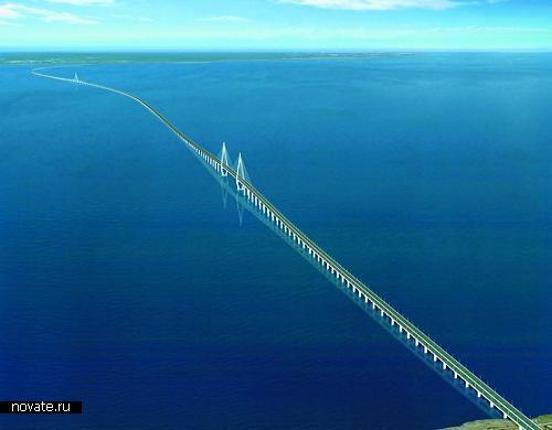 Десятка мест, в которых обязательно нужно побывать Bridge11