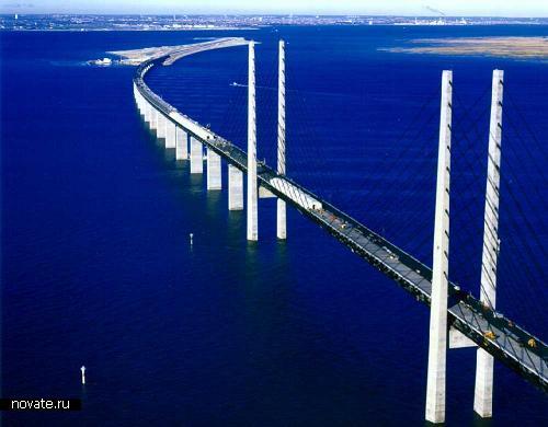 Десятка мест, в которых обязательно нужно побывать Bridge13