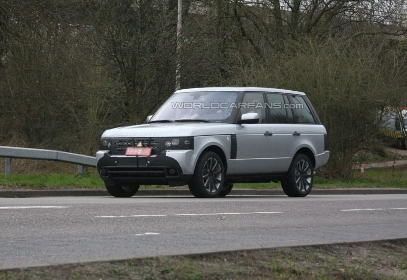 2010 - [Land Rover] Range Rover III Restylé [L322] Range-10