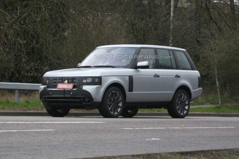 2010 - [Land Rover] Range Rover III Restylé [L322] Range-11