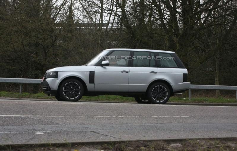 2010 - [Land Rover] Range Rover III Restylé [L322] Range-12
