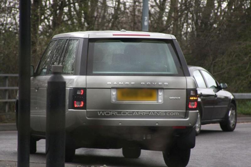 2010 - [Land Rover] Range Rover III Restylé [L322] Range-13