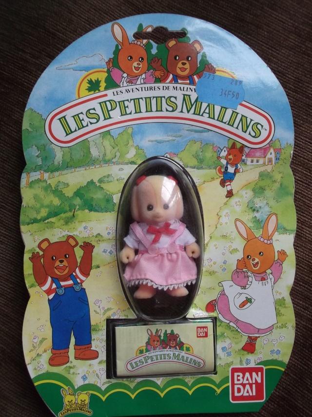 Petits Malins (les) et l'ours Gabby (Bandaï) 1986 - 1987 Dscf5117