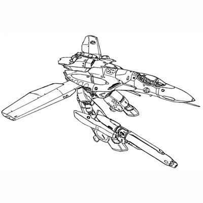 Chasseur VF-0A PHENIX Vf-0a-11