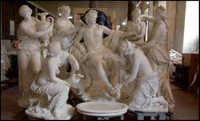 Louis XIV : l'image & le mythe - 2009 Apollo14