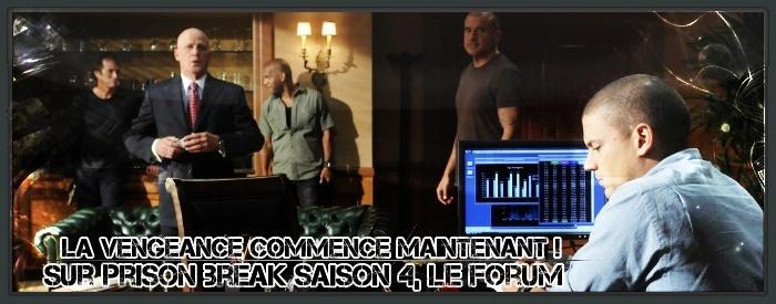 Prison Break saison 4