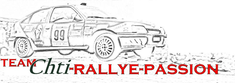 Bienvenue sur le forum de l'association CHTI-RALLYE-PASSION